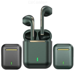 J18 TWS Wireless Bluetooth Earphones 3D Stereo surround sound Sport music Colorful Stereo Earbuds HiFi Sports Earphones