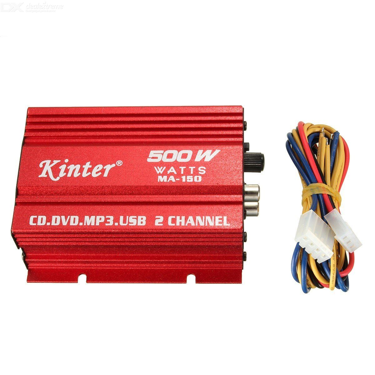Kingerma150 small power amplifier 12V Car Audio hifi power amplifier with 5V output