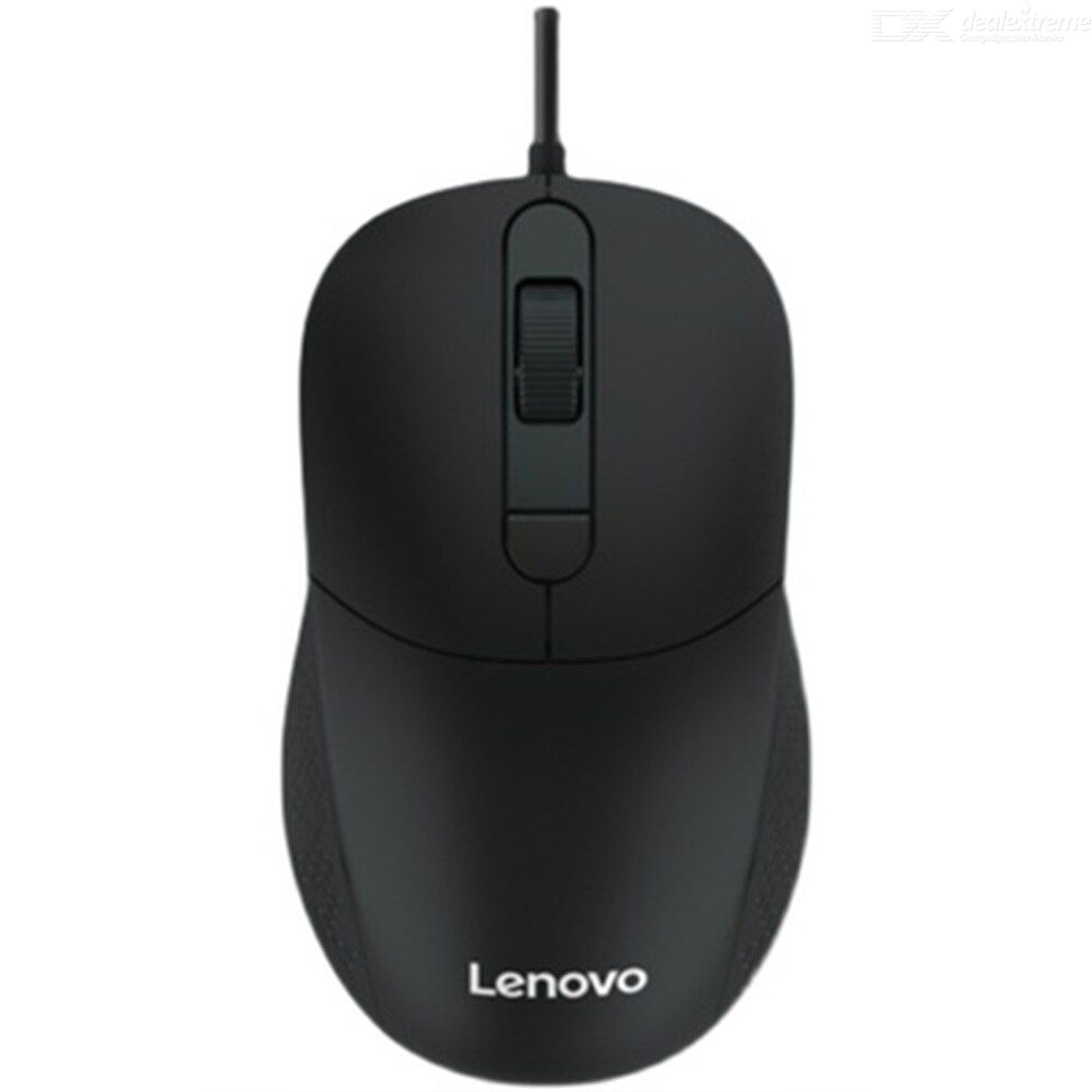 LENOVO M102 Mouse Wired Durable Three-speed DPI