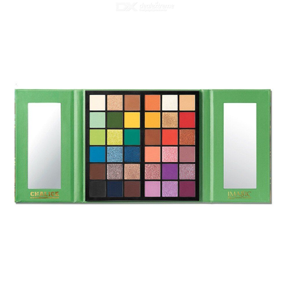 New 36 Colors Eyeshadow Matte Make Up Palette Shimmer  Rainbow Palette Eyeshadow Powder