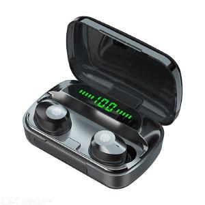 M5 TWS Wireless Headphones With Microphone Bluetooth HiFi Stereo Sports Earbuds