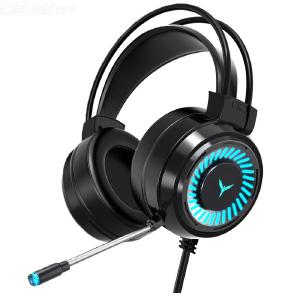 G60 Gaming Headset Wired 7.1 Channel Headphone For Computer Surround Sound Headphone With Mic