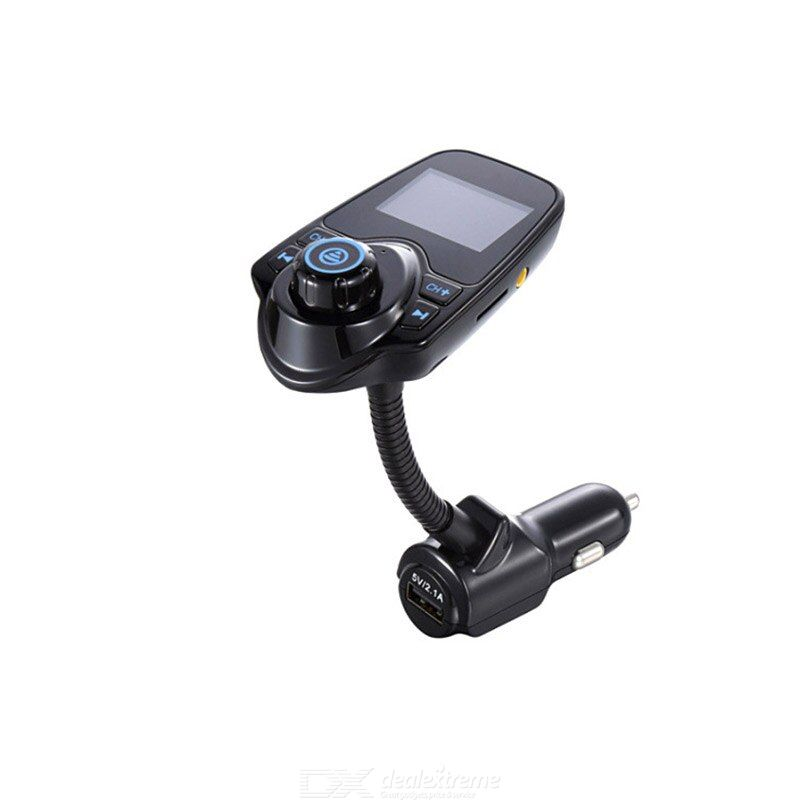 Car Charger Car Mp3 Bluetooth Player FM Transmitter Bluetooth 3.0 With 1.44inch Large Screen