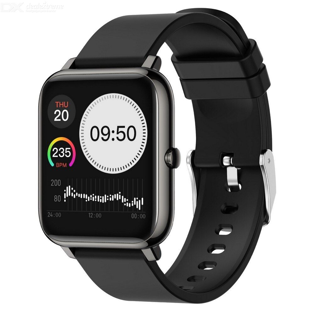 Rogbid Rowatch Smart Watch Touch Touch Fitness Tracker Pressione Sanguigna Smart Clock Sport Impermeabile Smartwatch Per Android