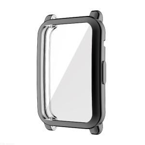 Soft TPU Screen Protector Case For Huawei Honor Watch ES Electroplated Full Coverage Protective Cover