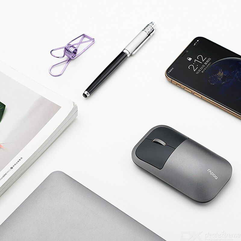 Rapoo M700 Silent Wireless Mouse Multi-mode 1300DPI Bluetooth Portable Home Office Mouse