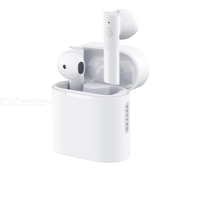 Haylou Moripods TWS Wireless Bluetooth Earbuds  Noise Reduction Smart Touch Control Headphone