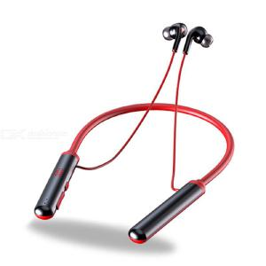 Wireless Bluetooth Neck-hanging Headphone Fashion Sport Noise Reduction 9D Sound Quality Headset