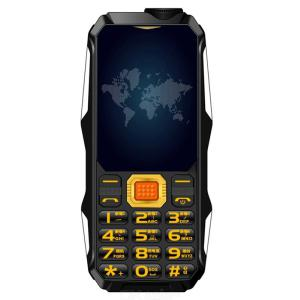 Rugged Mobile Phone 10800mah 2.6 Inches Drop-proof Dust-proof Splash-proof Power Bank Version