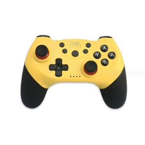 Wireless Bluetooth Gaming Controller With Vibration 6-axis  Somatosensory Gamepad For NS Switch Pro