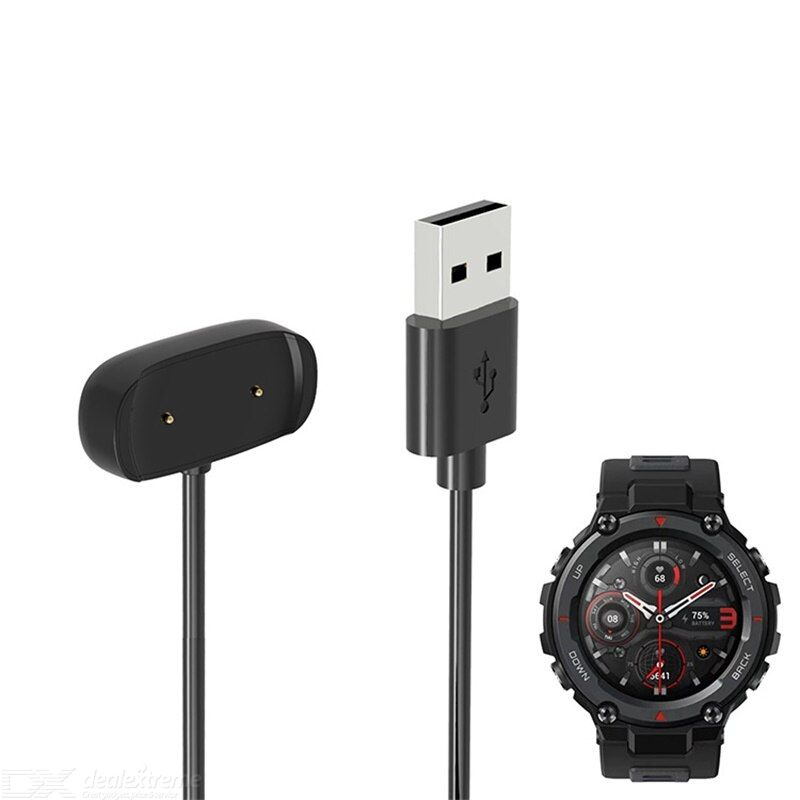 Smart Watch Charging Cable For Amazfit T-Rex Pro Smart Watch Charger Dock