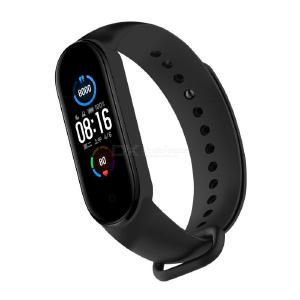 TPU Solid Color Replacement Wristband Watch Strap For XIAOMI Smartwatch 6