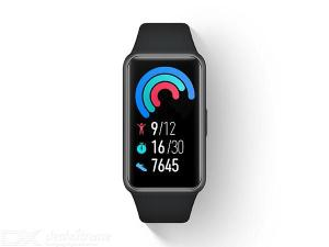 HUAWEI Band 6 Smart Watch Magnetic Charging Waterproof 1.47-inch AMOLED Display Fitness Tracker Sports Bracelet CN Version