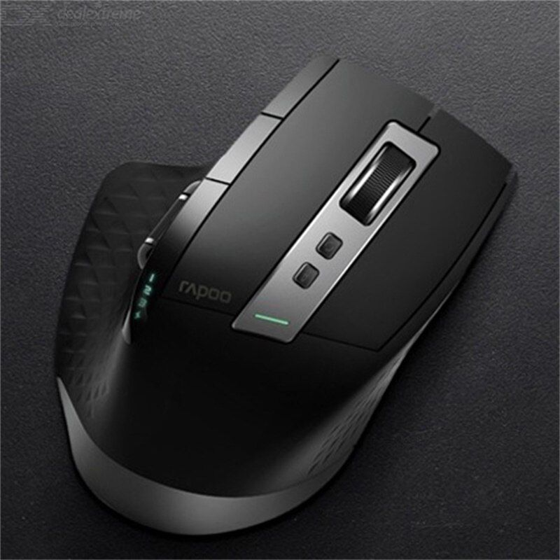 Rapoo MT750 Pro Bluetooth Laser Wireless Mouse Multi-mode Office Gaming Mouse