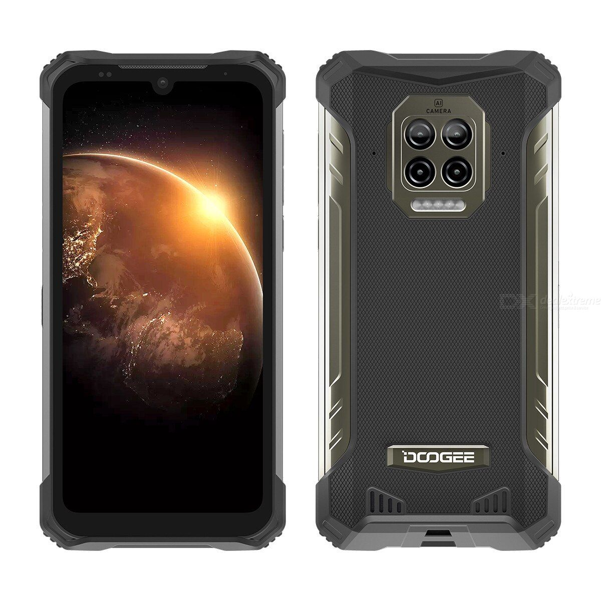 Doogee S86 6.1inch 6+128G Helio P60 2.0GHZ 8core Standard Three-proof Mobile Phone