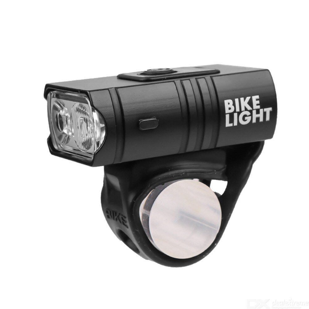 T6 LED Bicycle Light 10W 1000LM USB Rechargeable Power Display MTB Mountain Road Bike Front Lamp Flashlight Cycling Equipment