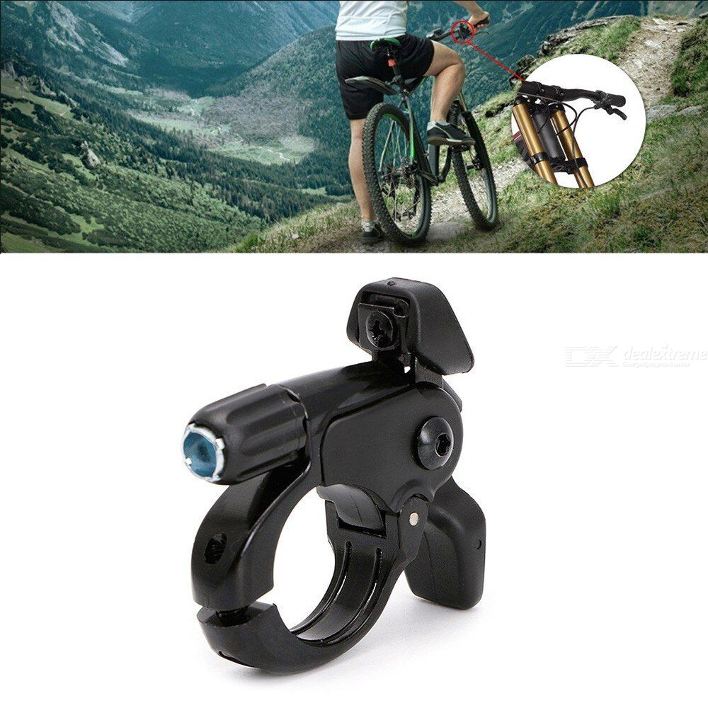 Bicycle Lock Lever Change Switch Repair Fittings Controller Mountain Bike Front Fork Button Report Wire Control Suspension Parts