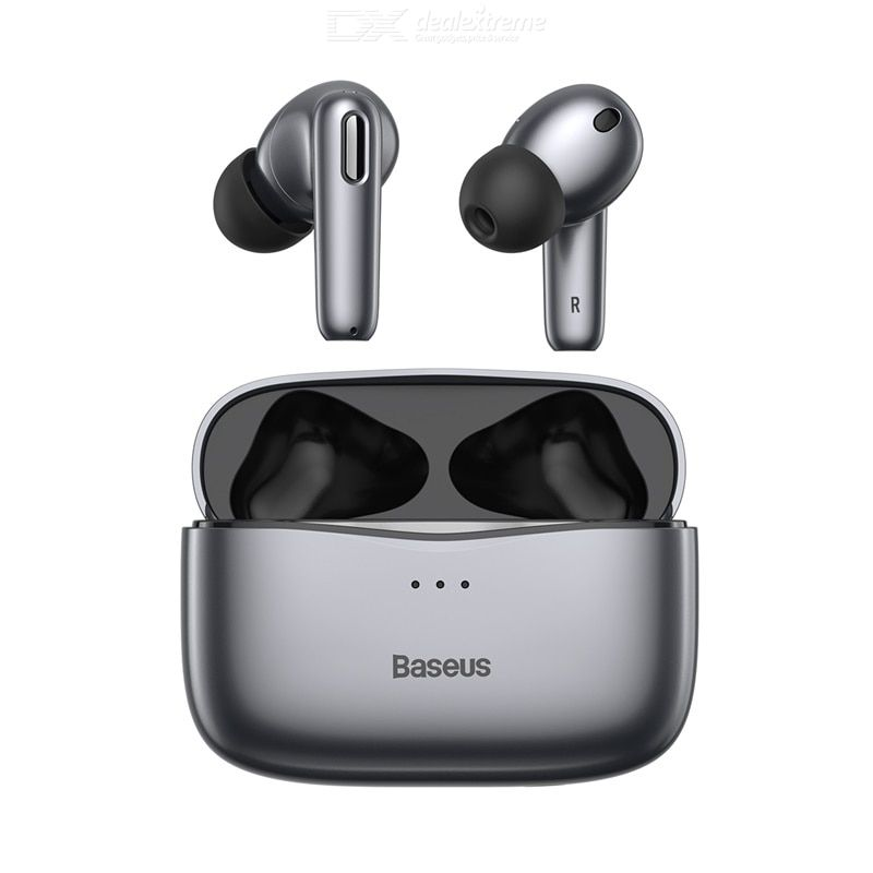 Baseus  SIMU  S2  ANC Active Noise Reduction TWS Bluetooth In-ear Touch Control Earbuds