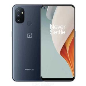 OnePlus Nord N100 Global Version Smartphone Snapdragon 460 90Hz 6.52-inches Screen 5000mAh Mobile Phone - Black 4GB 64GB