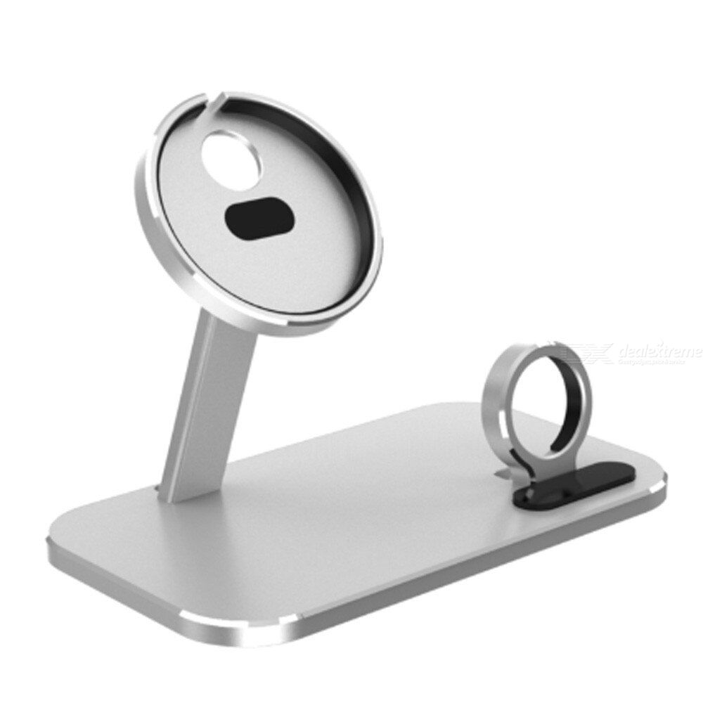 Wireless Charging Station Stand For Apple Magsafe To iPhone 12 Pro Max Mini Apple Watch i-Watch Wireless Charge Pad dock holder