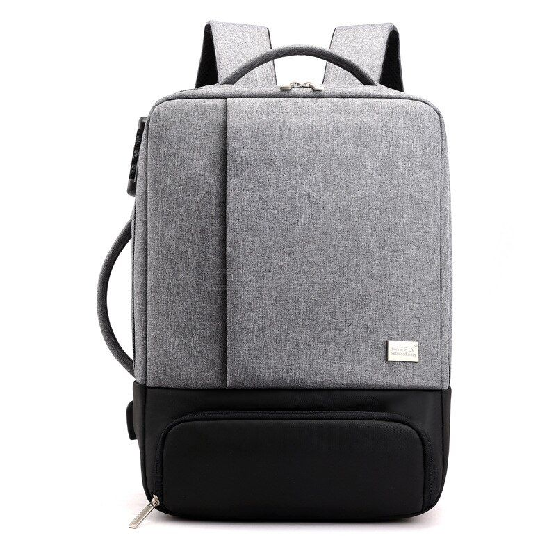 Business backpack Anti-theft multifunctional backpack Casual computer backpack