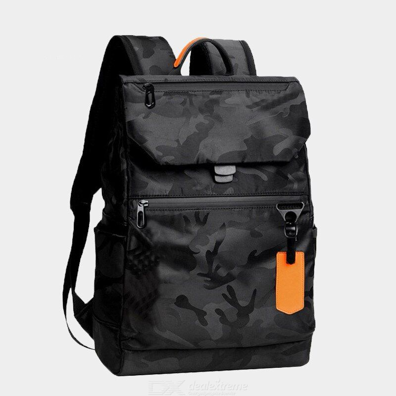Men Casual Business Backpack Travel Computer Backpack Office Commuting Backpack