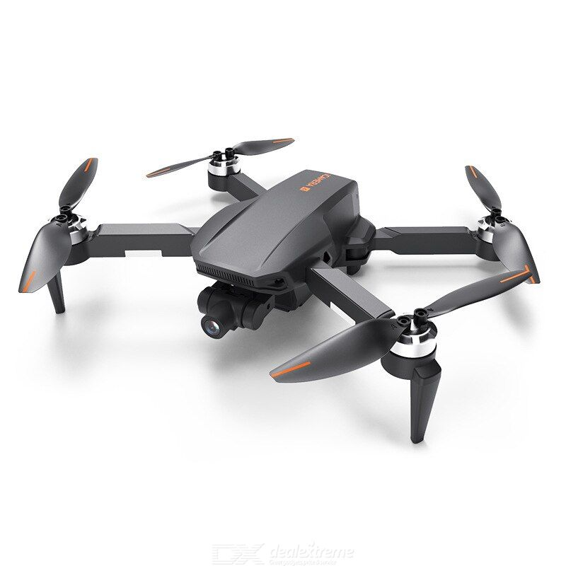 HR ICAMERA Pieghevole Drone Aerial Photographing HD Brushless GPS GPS 2 Asse Telecomando Gimbal Aereo