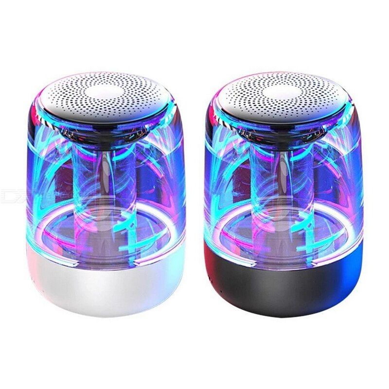 C7 Mini Indoor Outdoor Wireless Bluetooth Speaker With LED Colorful Lights Bestseller Mini Portable Bluetooth Speaker New