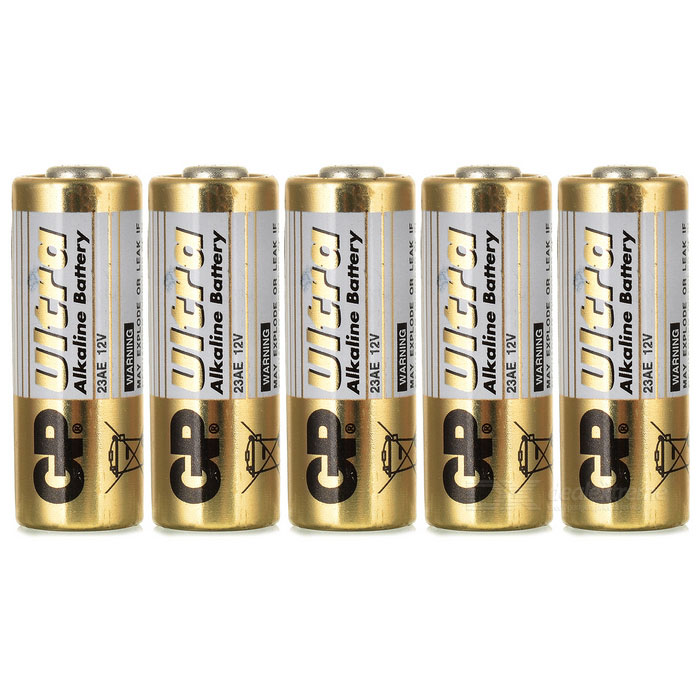 GP 23A Battery Pack - Gold + White
