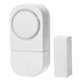 Wireless Door/Window Entry Alarm - White