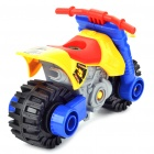 Intellectual Development DIY Motorcycle Toy