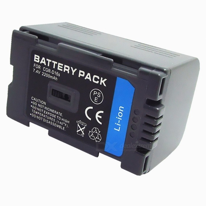 Replacement D16S/D220 7.4V