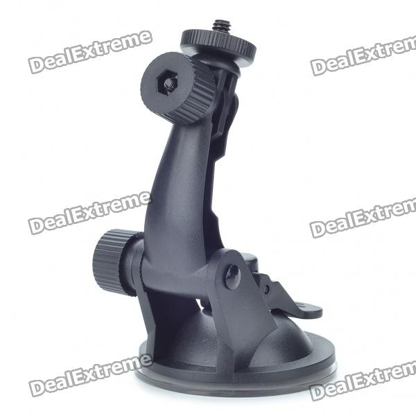Buy Universal Car Swivel Mount Holder for Camera with Litecoins with Free Shipping on Gipsybee.com