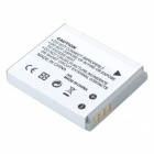 1600mAh NB-6L Battery for Canon IXY 110 PowerShot SD980 - White