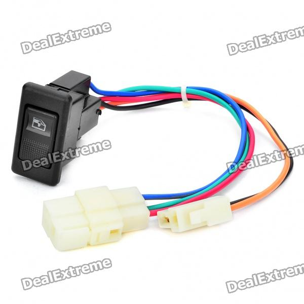 Universal Car Power Window Switch (12V)