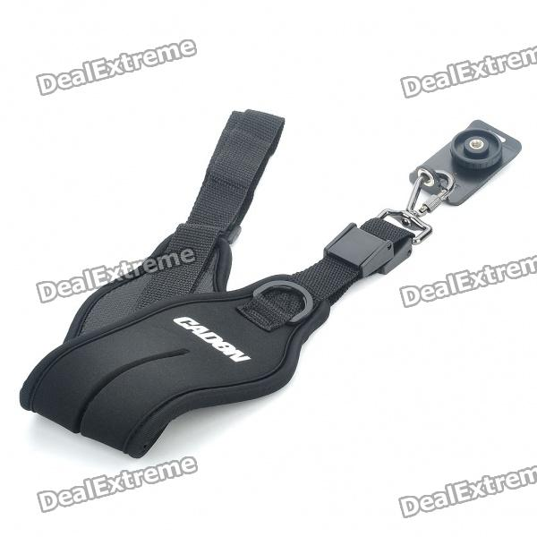 ... Universal Quick-Release Shoulder Strap for Camera - Black ...