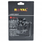 Einstellbare Universal Red Laser Gun Aiming Sight Bore Sight (3 x AG10)