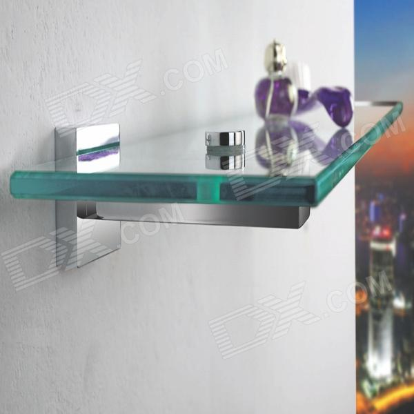 "23"" Bathroom Glass Shelf"