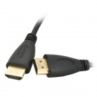 Gold Plated HDMI V1.4 Male to Male Connection Cable - Black (1.5m)