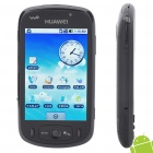 "HUAWEI U8220 3.5"" capactive LCD 3G WCDMA Android 1.5 Smartphone w / Wi-Fi + GPS-Musta"