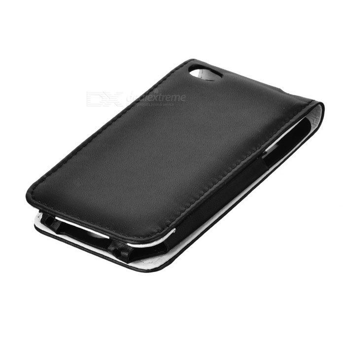iphone 4 protective cases stylish protective leather for iphone 4 4s black 14394