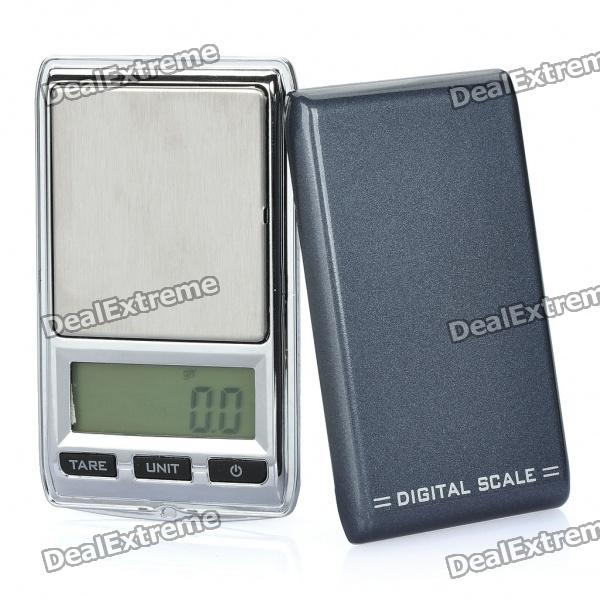 "Mini Precision 1.3"" LCD Digital Jewelry Scale - 100g/0.01g (1 x CR2032)"