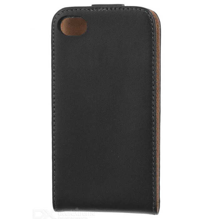 iphone 4 protective cases real leather protective for iphone 4 4s black 14394