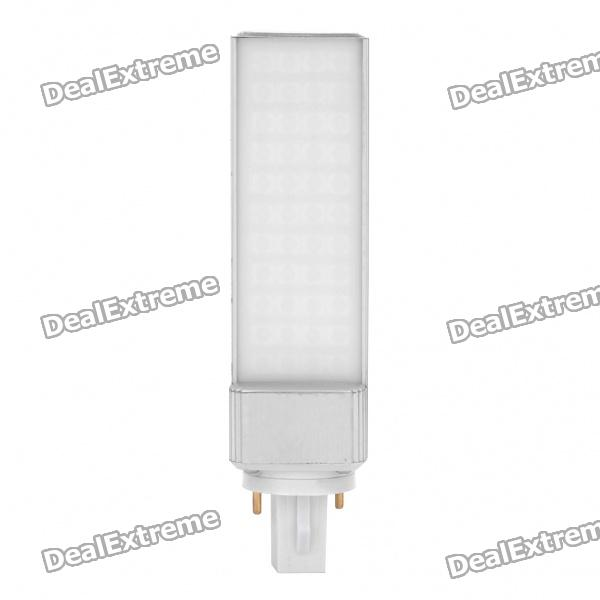 G24 9.1W 7000K 520LM 44-5050 SMD LED White Light Bulb (AC 100~240V)