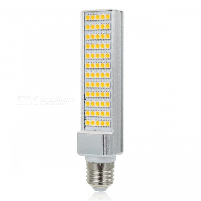 E27 12.9W 1000LM Warm White Light 60*5050 SMD LED Bulb (AC 100~240V)