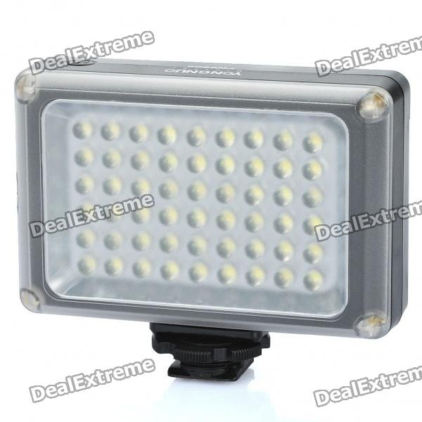 YONGNUO YN0906 5500K 54-LED White Light Video Lamp for Camera and Camcorder (4 x AA)