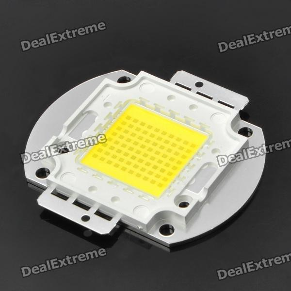80W 6000-Lumen 6500K Cold White Light 80*LED Plate Module (DC 30~36V)