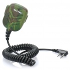 Kenwood-Walkie-Talkie-Handheld-Microphone-Camouflage-Green