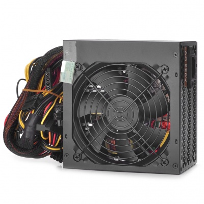Segotep RP550 Professional 435W Computer Power Supply Unit - Black