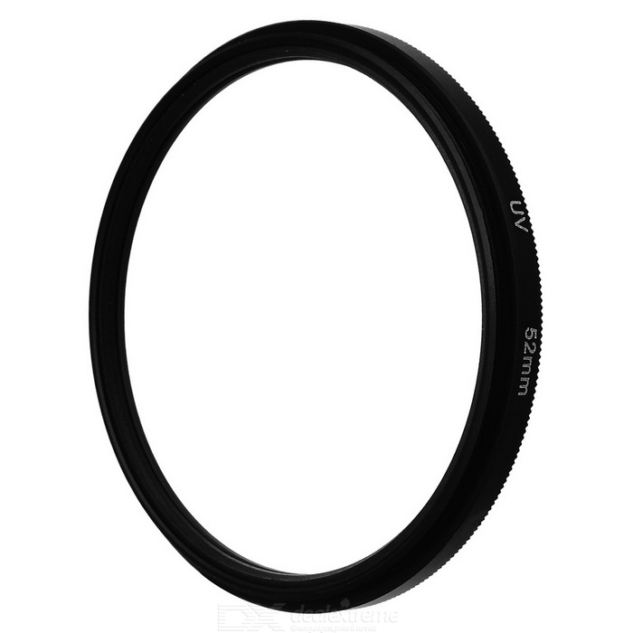 UV Filter for SLR/DSLR Cameras (52mm)